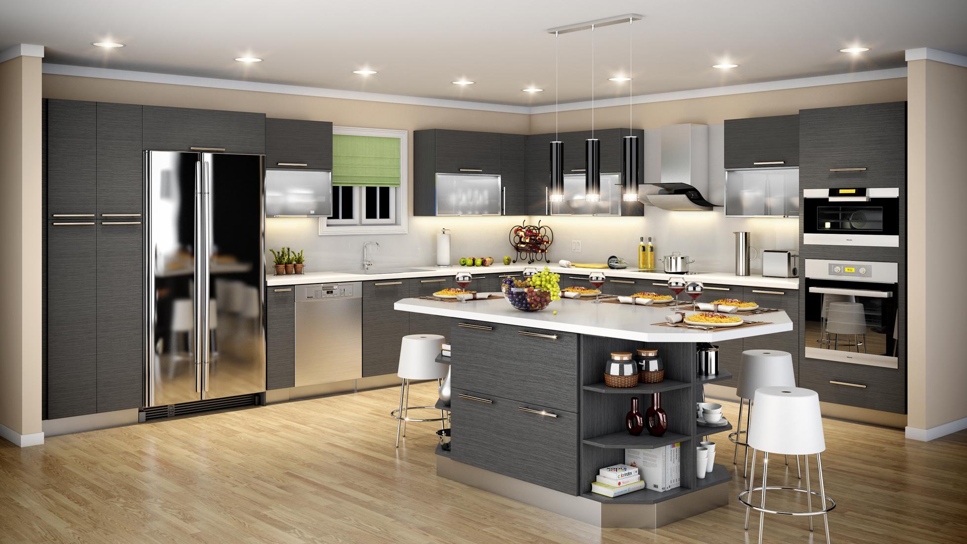 Kitchen Cabinet Makers Miami